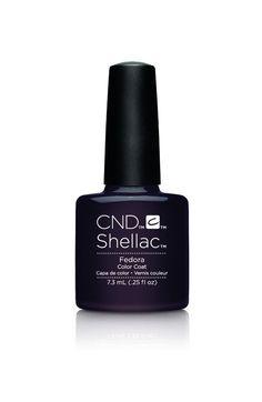 CND - Shellac Fedora (0.25 oz)