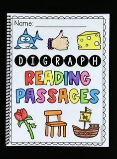 Digraph Reading Passages