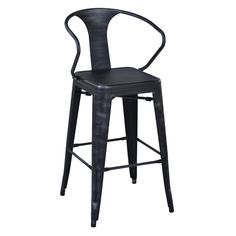 Armen Living Berkley 26 in. Counter Stool | from hayneedle.com