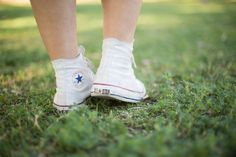 {Happy Spring - Simply Audree Kate} Converse. Brooke Marcella Photography