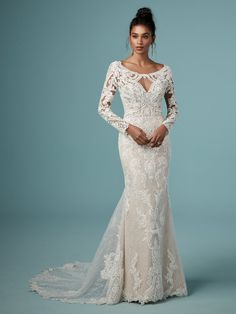 Style #Cheyenne Sample available at Ellynne Bridal (Lincoln, Nebraska) for National Bridal Sale: July 17th - July 24th 2021. Visit our website or call to book an appointment: (402)-489-7770 Wedding Dress Types, How To Dress For A Wedding, Lace Wedding Dress, Long Sleeve Wedding, Perfect Wedding Dress, Vintage Boho Wedding Dress, Long Sleeve Bridal Dresses, Unique Wedding Gowns, Prom Dresses