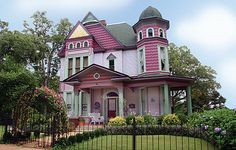 The Painted Lady of Tyler Hill / Flickr - Photo Sharing!