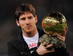 Lionel Messi: 26 años, 26 momentos | El primer Balón de Oro (2009)