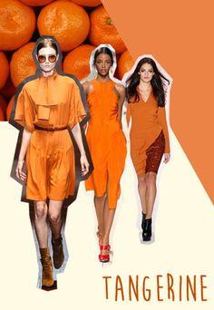Trendfarbe Tangerine: Designer-Looks günstig nachgestylt - Trendfarben 2015: 10 stylische Outfits für unter 100 € - gofeminin