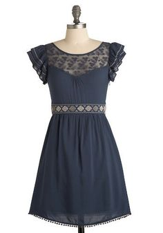 indie darling dress at modcloth $54.99. then you could match zooey at the DCFC concert.