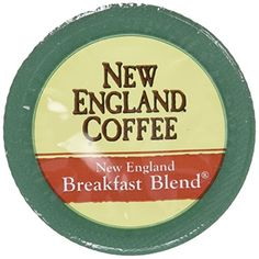 New England Coffee Breakfast Blend Single Serve Cups - 12 CT *** More details can be found by clicking on the image.