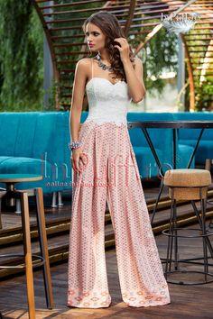 #Reduceri -39% Pantaloni somon eleganti evazati