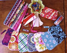 Sew Spoiled: Sweet Coin Purse Tutorial for Teacher Gifts