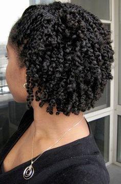 Creative ideas with regard to amazing looking women's hair. Your hair is usually what can easily define you as a man or woman. To the majority of people it is certainly vital to have a decent hair do. Hair Hair and beauty. Twist Braid Hairstyles, Braided Hairstyles For Black Women, My Hairstyle, Twist Braids, Cool Hairstyles, Black Hairstyles, Afro Twist, Formal Hairstyles, Two Strand Twists