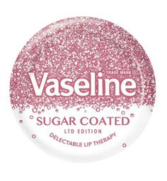 Pin for Later: Smells Like Christmas! 50 Festively Scented Products We Love Vaseline Lip Therapy Sugar Coated Vaseline Eyelashes, Vaseline Lip, Benefits Of Vaseline, Natural Lip Balm, Lip Care, Face Care, Beauty Make Up, E Bay, Skin Care Tips