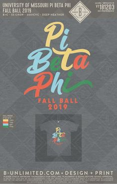#pibetaphi #greekshirt #greeklife #customdesign