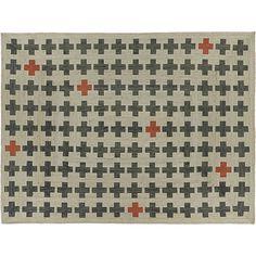 ground control jute rug 9'x12'  | CB2