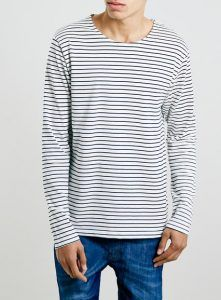 Selected Homme T-Shirt, weiß