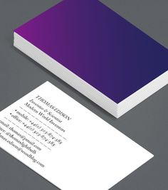 Victor vasarely these sharp business cards are designed to make a calming and versatile these are perfect for anyone who wants to present simplicity and well being in a business card teachers students colourmoves Gallery
