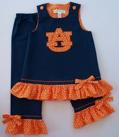 356d48fc JoLee must have this- one in orange and one in crimson :) Chigger-Bytes:  Auburn Outfit