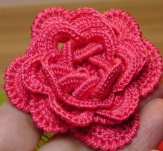 This Crochet Rose is very beautiful plus very easy to make. You can find many crochet video tutorials or patterns on our website. So I decided to share it with my audience and I hope you will enjoy…
