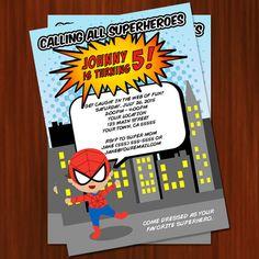 Super Hero Spiderman