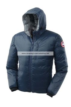CANADA GOOSE Lodge Down Hooded Jacket. #canadagoose #cloth ...