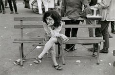 1960s New York street photography