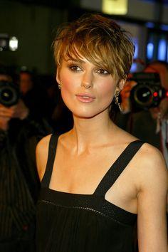 las celebrities con corte garçon y los productos de belleza necesarios para llevarlo: Keira Knightley. | Galería de fotos 24 de 25 | Vogue