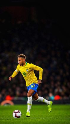 Neymar Jr Wallpapers, Marc Andre, Best Football Players, Messi, Soccer, Photos, Football Pictures, Hs Sports, Soccer Pics