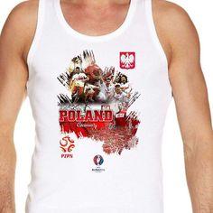 #Euro2016 #POLAND #BialoCzerwoni #whiteandreds #JakubBlaszczykowski #RobertLewandowski  #EUFA #EUFA16 #PES #Football #Sports #Championship #European #Season2016  #vest  #tanktop  #men