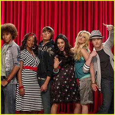 Haha they're all trying to be cool but Chad is just. Hig School, My High School, Troy Bolton, Disney Channel Original, Original Movie, Monique Coleman, High School Musical Cast, Corbin Bleu, Zac Efron And Vanessa