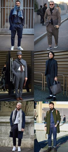 AW16 Street Style Trends