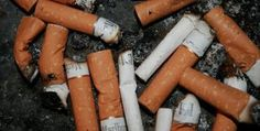 Could used cigarette butts power our gadgets