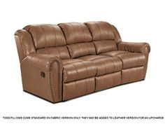 Shop for Lane Home Furnishings Summerlin Double Reclining Sofa, and other Living Room Sofas at InteriorMark iFrame in Fort Lauderdale, FL. Three-over-Three Bustle Back reclining sofa with padover chaise. Online Marketing Services, Reclining Sofa, Living Room Sofa, Industrial Furniture, Recliner, Home Furnishings, Sofas, Couch, Bustle
