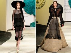 Ulyana Sergeenko Spring Couture 2013 | Ulyana is amazingly brilliant! I love this collection!