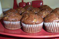 Bezkonkurenčne najlepšie čokoládové muffiny Ale, Muffins, Food And Drink, Baking, Breakfast, Sweet, Recipes, Morning Coffee, Candy