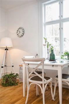 Kreativa Kvadrat: Hemnet - Veckans inredningsprojekt // Homestaging Eriksgård
