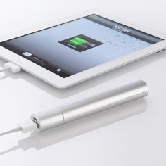 External battery for iPads and iPhones