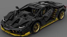 Lamborghini Centenario | (Not my design) Finally finished it… | Flickr