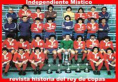 1975 Club Atlético Independiente de Avellaneda