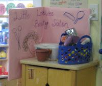 Setting the Scene for Dramatic Play