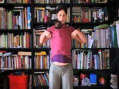 Legatura a ranocchio - Babywearing fascia neonati - YouTube