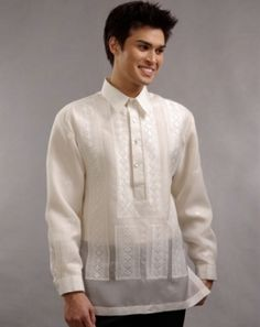 Image detail for -Wedding, Mens, Barong, Filipino, Attire-traditional - Project Wedding