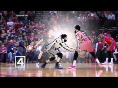 Animated Top 10 Plays of NBA Season