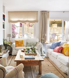 redecora tu casa segn la estacin de ao - Estores Salon