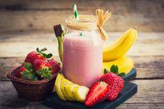 Los siguientes batidos de frutas para la mañana te aportan las energías necesarias para afrontar tu jornada, te alimentan y te permiten bajar de peso.