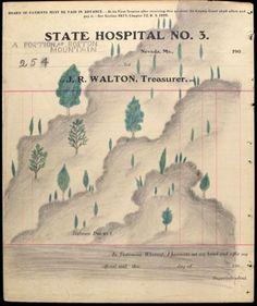 A Portion of Boston Mountain, James Edward Deeds.