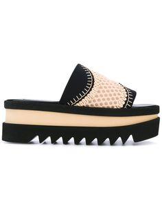 Odette Chaussures Métallique Moine Stella Mccartney MwsvevgDw