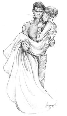 Pin by paras singh on creative rysunki par, rysowanie ołówki Cute Couple Drawings, Couple Sketch, Couple Art, Sketches Of Couples, Pencil Art Drawings, Art Drawings Sketches, Love Drawings, Drawing Art, Love Art
