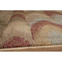 Found it at Wayfair - Belmont Red Area Rug
