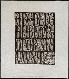 Alfabeto Espanol Image © the Estate of Lorenzo Homar. via Bibliodyssey