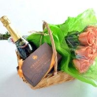 Redbud Gifts Relay Basket