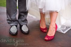 wedding shoes they are pink