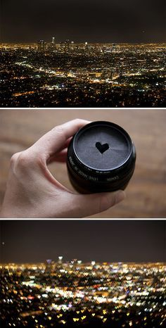 47 Genius Camera Hacks That Will Greatly Improve Your Photography Skills In Less Than 3 Minutes - Cut Out A Heart Shape In A Cardboard For A Heart-Shaped Bokeh Improve Photography, Dslr Photography Tips, Photography Lessons, Photography Tutorials, Creative Photography, Digital Photography, Amazing Photography, Photography Magazine, Photography Backdrops